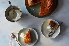 Memorize this one-bowl vanilla cake recipe, then make it your own! #Food52 #cake