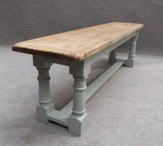 Farrow and Ball French Gray painted furniture