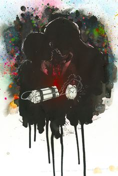 Time Bomb by Lora Zombie - Fine Art Prints available from $29 at EyesOnWalls.com