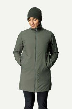 W's Add-in Jacket | Houdini Sportswear Winter Coat, Sportswear, Rain Jacket, Windbreaker, Ads, Clothing, How To Wear, Jackets, Women