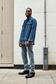 10+ Best Weekday Jeans AW18 Men's Denim images | weekday