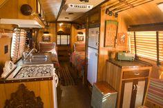 The Adirondack Airstream
