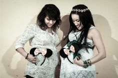 best friends pregnant together