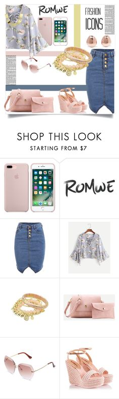"""Romwe Fashion Icon"" by helenaymangual ❤ liked on Polyvore featuring Fratelli Karida and Monica Vinader"