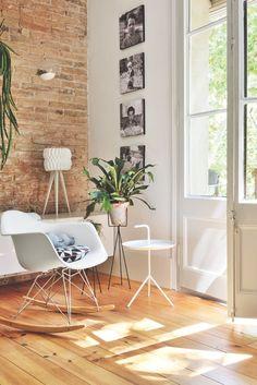 Le petit appartement d'une jeune designer d'intérieur