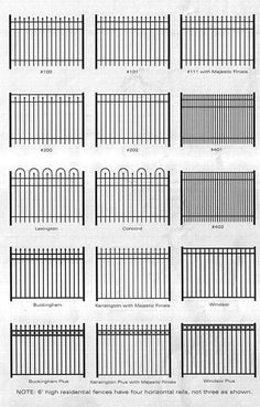 Modern Fence And Gate Design Philippines and Front Yard Fence Landscaping.