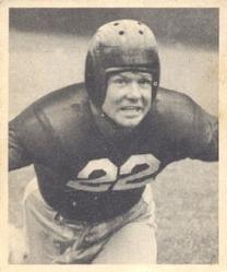 1948 Bowman #10 Chris Iversen Front