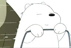 Ice Bear We Bare Bears, We Bear, Cute Cartoon Wallpapers, Cartoon Pics, We Bare Bears Wallpapers, Bear Wallpaper, Bear Pictures, Cute Bears, Cartoon Network