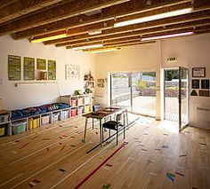 reclaimed sports flooring - Google Search