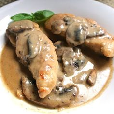 Gluten Free Chicken Marsala | Mom, What's For Dinner?, need to check out the recipe