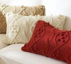 Los cojines de lana son uno de los complementos de moda en el mundo de los textiles. ¿Qué os parece si elaboramos uno?