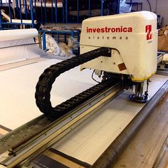 Sneak peeks from Europe. This is the laser cutter that's busy precision-slicing the awesome Italian fabrics that go into each RedWhite Bib. New batch of bibs will arrive in time for Christmas. Get yours at our dealers or from www.redwhite.cc #audax #cycling #cyclewear #kitinspiration #bibshorts #cyclingbibs #longdistancecycling #ciclista #ciclismo #bicicleta #roadcycling #roadwear #randonneurs www.redwhite.cc