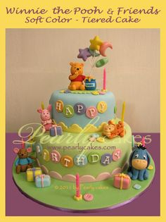 Pearlycakes-Pooh-Soft-Tiered