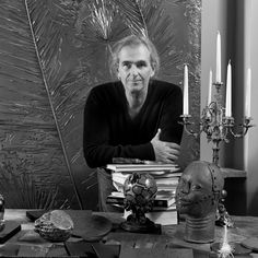 Born in Milan, and with a background in economics and business, Pacchioni moved to Paris in the nineties where he was plunged into the Paris art world. Overcome with a passion for sculpting metals, he experimented, self-taught, in a shared studio at the Quai de la Gare. These experimental works gained him his fame and popularity. He returned to Milan wanting to combine his ideas with the flexibility, experience, and creativity of Italian artisans. He now works out of his Milan based…