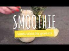 """Smoothie """"combustion des graisses"""" thé vert et ananas Healthy Smoothies, Healthy Drinks, Healthy Recipes, Sit Up Crunch, Jus D'orange, Anti Cellulite, Breakfast Time, Light Recipes, Diet Tips"""