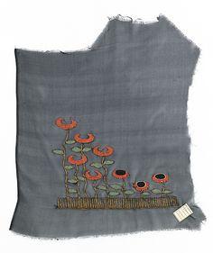 Textile Sarah Lipska (Polish, 1882–1973) Silk, metal, 1927