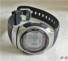 Casio Men's WV58A-1AV Atomic watch