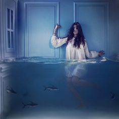 Surreal Underwater Photography By Lara Zankoul
