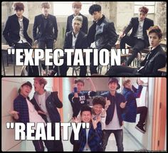Yes the reality. .... but still love them
