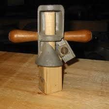 rounding plane / dowel maker