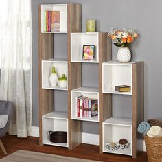 "Found it at AllModern - TMS Urban 70.9"" Bookcasehttp://www.allmodern.com/Urban-70.9-Bookcase-83350WSO-TXR2437.html?refid=SBP"
