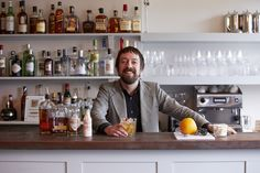 How to make The Truscott Arms's Old Fashioned Truth cocktail: video