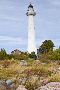 Kihnu Lighthouse in South-Estonia Do you need a #lawyer in #Estonia? http://www.lawyersestonia.com/estonian-holding-company