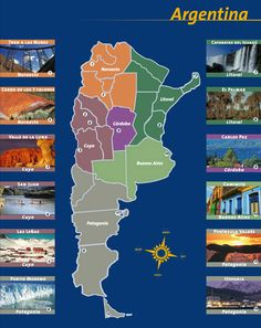 Reserva Natural, South America Travel, Where The Heart Is, Latin America, Geography, Patagonia, Places To Go, Spanish, Homeschool