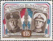 [Brotherhood of Paraguay and Argentina, tipo NI] -1955