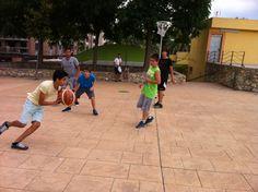 Festa del Bàsquet al Parc Beat Ferreres (26-6-2014). 42