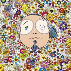 Takashi Murakami - MURAKAMI-KUN, QUEL SURPRISE, QUEL DOMMAGE | Oeuvre d'Art en Vente Artsper