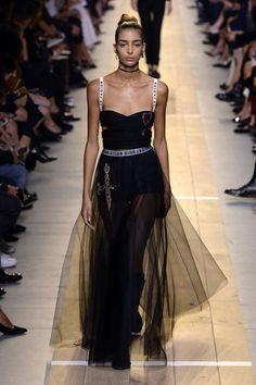 Christian Dior SPRING 2017 на PFW | Блогер BadGal на сайте SPLETNIK.RU 1 октября 2016 | СПЛЕТНИК