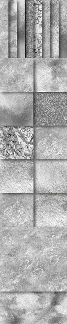 5 Black and White Pattern Vol 001 - Textures / Fills / Patterns Photoshop
