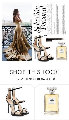 """""""Selección Personal"""" by aljuha ❤ liked on Polyvore featuring Giuseppe Zanotti, Chanel and Smith & Cult"""