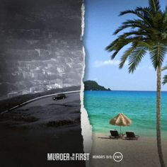 No matter how far you travel, you can't escape yourself! Murder In The First, Traveling By Yourself, Waves, Canning, Beach, Outdoor, Outdoors, The Beach, Beaches