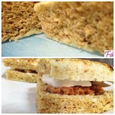 Mais um exemplo de pão feito no microondas para facilitar sua vida, porém sem deixar o prazer de comer de lado!           Ingredientes: 1 ...