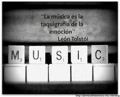 La música es...