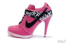 online retailer d1b27 25e9d Nike High Heels, High Heel Sneakers, Sneaker Heels, Nike Sneakers