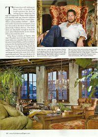 Gerard Butler's home in Manhattan is gorgeous!