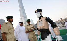 Dubai tiene su primer robot policía