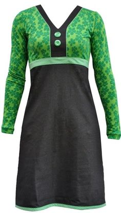 Details by Mixed - My green hope regular - dress