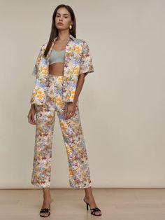 Linen Pants, Reformation, Summer Of Love, Pants Outfit, Straight Leg Pants, Linen Fabric, Jumpsuit, Zipper, Legs