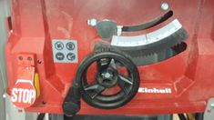 HOW TO MAKE QUICK STOP FOR EINHELL