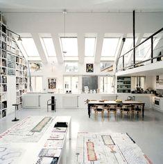 Open Kitchen idea