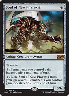 Magic The Gathering 2015 Core Set: Soul of New Phyrexia Card Kingdom