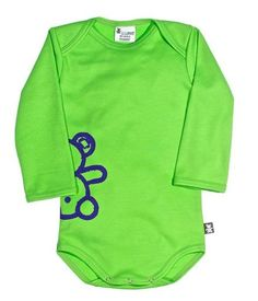 The Pop Eddy baby bodysuit is made with love and attention for every little detail. Like every KinderStuff product, this newborn essential is unquestionably safe, eco-friendly, and uniquely designed to please the most fashion-savvy parents and kids! This bodysuit only uses the highest quality, soft organic cotton and non-toxic inks. The easy-entry head opening takes the struggle out of getting your little one dressed in the morning