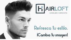 Visítanos. ¡Cambia tu estilo! #HairLoft Facebook Sign Up, Style