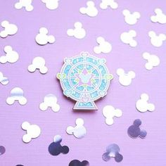 What are Fantasy Pins? – Lizzie In Adventureland Disney Merch, Disney Pins, Walt Disney, Cute Disney, Disney Style, Disneyland Pins, Disney Fantasy, Disney Trading Pins, Hard Enamel Pin