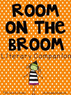 Fun activities to accompany the book room on the broom by julia room on the broom literary companion fandeluxe PDF