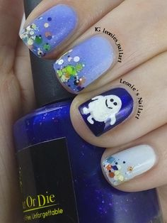 Out of This World #tnag - Leonie's Nailart